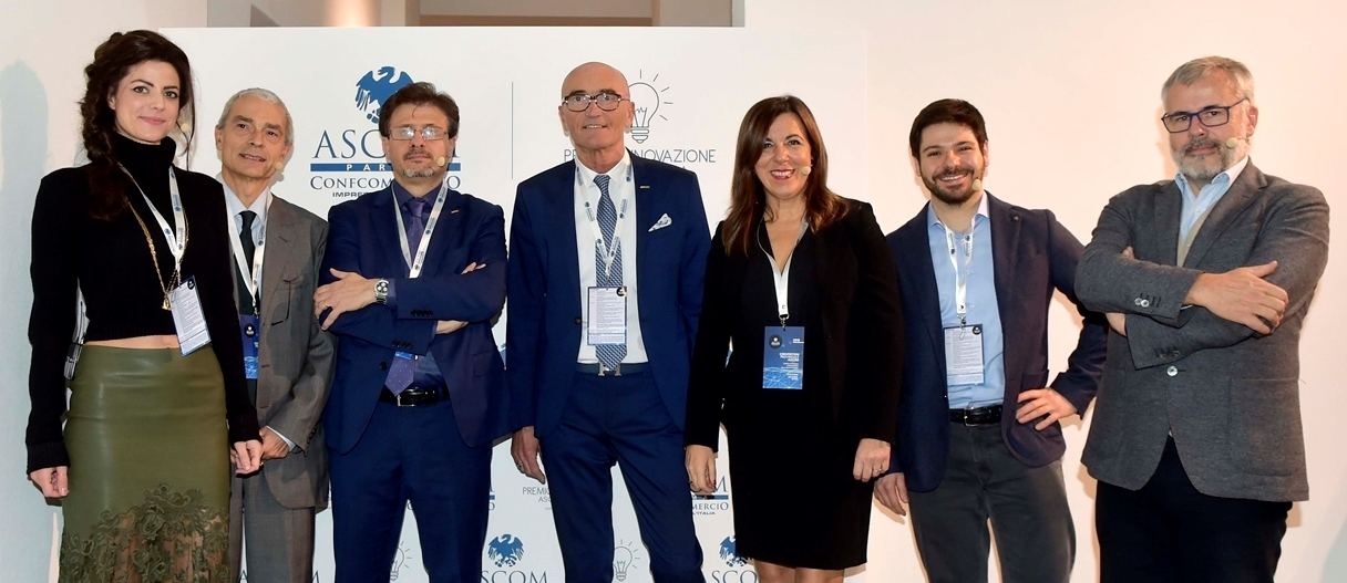 Slider Relatori Convention Ascom 2018