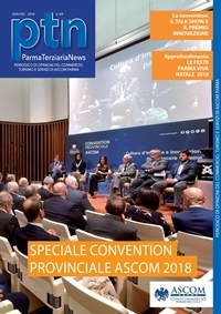 Parma Terziaria News - speciale convention nov/dic 2018