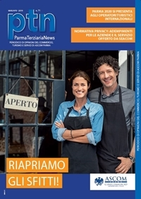 Parma Terziaria News - mar/apr 2019